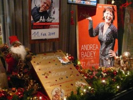 Erstes Wohnzimmertheater Köln