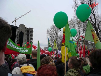 Anti-Atomkraft-Demo in Köln - 26.03.2011