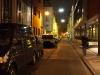 Blick entgegen der Einbahnstraße - Probsteigasse 21
