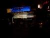 Außenansicht Savoy Theater Düsseldorf bei Nacht