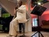 Boysie White - New York Jazz Nights im Kunsthaus Seelscheid /Foto: Stefan Schmidt