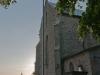 Seelscheid: St. Georg mit Blick auf die ev. Kirche