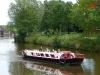 Laugskip - Kanalfahrten mit Windkraftsonnendach
