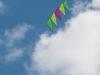 Drachensteigenlassen für das Kind im Manne - 5er-Kite am Nordseehimmer