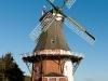 Die grüne Mühle in Greetsiel