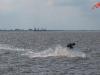 Kiteboarding am Trockenstrand Upleward