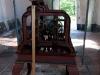 Der schiefe Turm von Suurhusen - historisches Uhrwerk