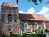 Der schiefe Turm von Suurhusen - Kirche