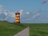 Kleiner Leuchtturm ganz groß - der Otto-Turm bei Pilsum