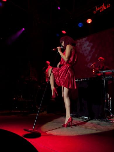 Zloty-Medley von Dorota - Popolski Show im ZAKK am 22.09.2011