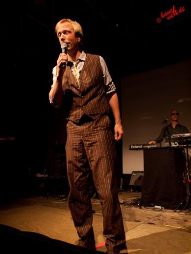 Pavels Märchen vom Wolf - Popolski Show im ZAKK am 22.09.2011