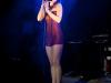 Hymne einer starken Frau - Popolski Show im ZAKK am 22.09.2011