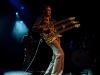 Mirek = Schlumpf wider Willen - Popolski Show in Boppard /Foto: Stefan Schmidt