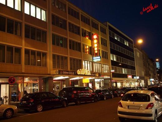 Blick aufs Gloria Theater in Köln /Foto: Stefan Schmidt