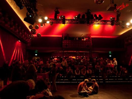 Innenansicht des Gloria Theaters in Köln /Foto: Stefan Schmidt