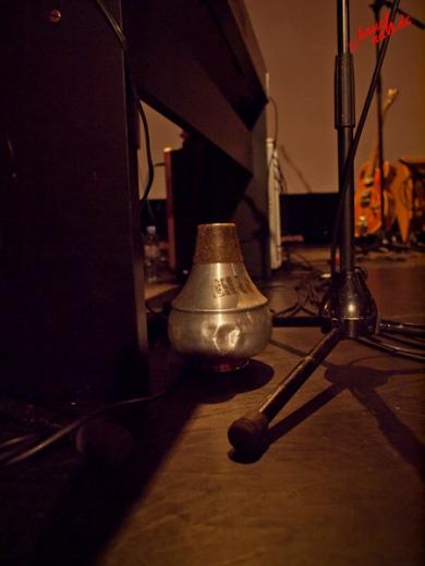 Erdmöbel-Bühnenbild - 09.12.2011 /Foto: Stefan Schmidt