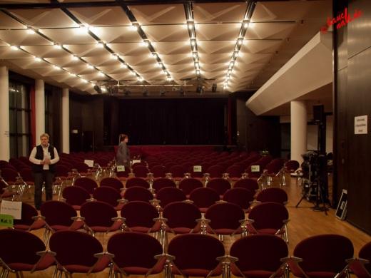 Kabarett im Kursaal des Park-Hotels Nümbrecht - 14.01.2012