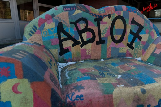School's out - Abi-Couch
