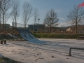 School's out - verwaiste Skaterbahn