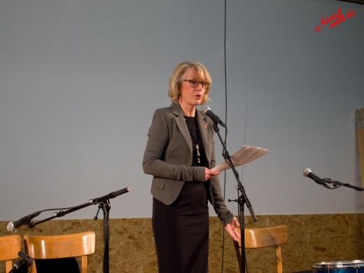 Ansprache der Bürgermeisterin Elfi Scho-Antwerpes - Tag der Archive am 03.03.2012 /Foto: LiSi