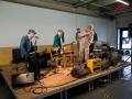Erdmöbels taktvolle Wut - Tag der Archive am 03.03.2012 /Foto: Stefan Schmidt
