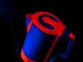 Neon-Foto-Art - wird auch nur mit Wasser gekocht :metabolon