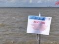 Schlickschlittenrennen 2012 - Hinweise für Bade-, Wattwander- und Kitesurfgäste