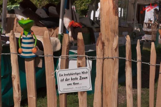 Grenzbebauung - Bauernmarkt im Freilichtmuseum Lindlar