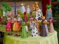 Schraubenfiguren - Bauernmarkt im Freilichtmuseum Lindlar /Foto: Stefan Schmidt