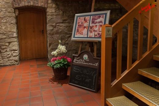 Schön, dass Sie hier sind! in Kai\'s Restaurant - Mucher Musik Nacht 07.09.2012