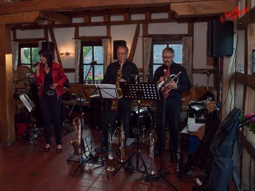 Red Martini in Kai\'s Restaurant - Mucher Musik Nacht 07.09.2012 Foto: Stefan Schmidt