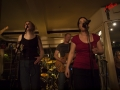 Terrasse nur Kännchen in der Schublade - Mucher Musik Nacht 07.09.2012 /Foto: Stefan Schmidt