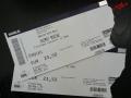 Hazmat Modine im Herbrand's Köln - 28.05.2013 - Das was bleibt: die Tickets ;-)