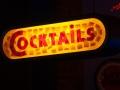 Blick auf die Bar ;-): Hazmat Modine im Herbrand's Köln - 28.05.2013