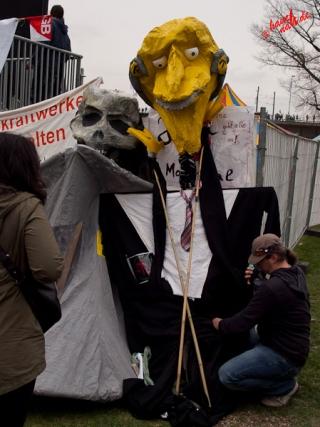 Anti-Atomkraft-Demo in Köln - 26.03.2011