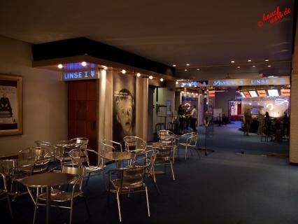 Eingangshalle Savoy Theater Düsseldorf