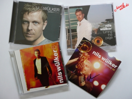 Nils Wülker Group - 3 CDs + 1 EP