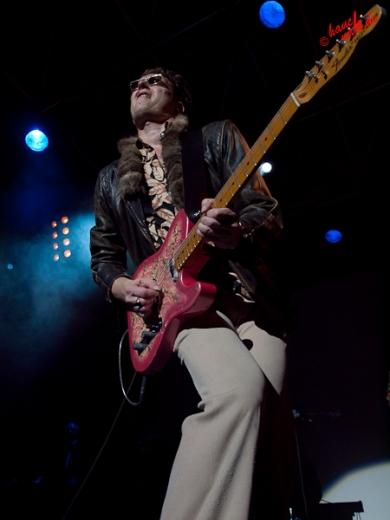 Mireks smurfing Gitarrensolo - Popolski Show im ZAKK am 22.09.2011