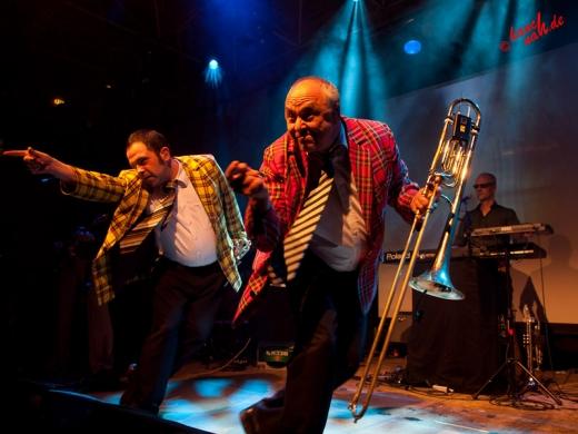 Dancing Time mit Henjek und Stenjek - Popolski Show im ZAKK am 22.09.2011
