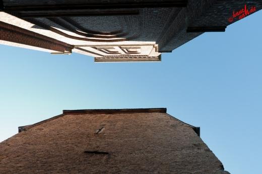 St. Severinus in Kommern - Blick nach oben