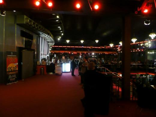 Foyer des Musical Domes Köln - 30.12.2011