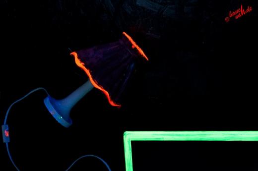 Neon-Foto-Art - Es werde Licht :metabolon