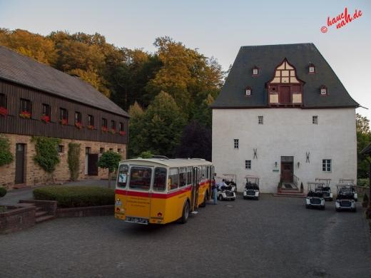 Burg Overbach - Mucher Musik Nacht 07.09.2012 /Foto: Stefan Schmidt