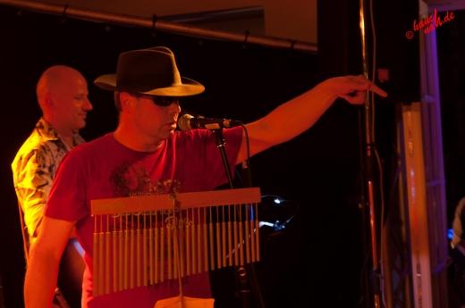 Rolf, Stan, Wolle & Band im Lindenhof - Mucher Musik Nach 2012