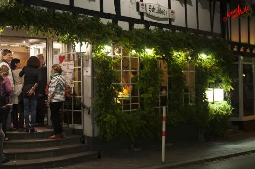 Terrasse nur Kännchen in der Schublade - Mucher Musik Nacht 07.09.2012