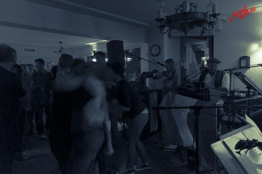 Capou in der Dorfschänke Hetzenholz - Mucher Musik Nacht 2012