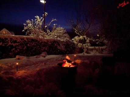Schneefeuer