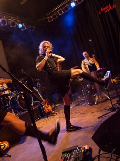 Funky Freaks im Grammatikoff Duisburg - 29.12.2012 /Foto: Stefan Schmidt