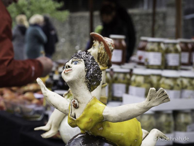 Klosterruine Heisterbach Frühlingsmarkt