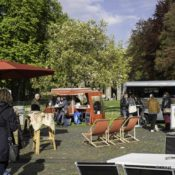 Frühlingsmarkt Klosterruine Heisterbach